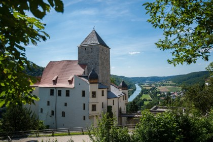 Burg Prunn © Riedenburg